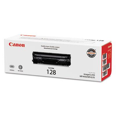 3500B001 (128) Toner, Black<br />91-CNM-3500B001