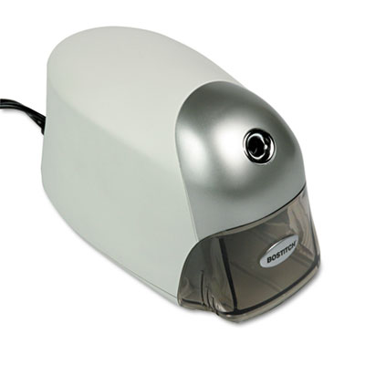 Executive Desktop Pencil Sharpener, Gray