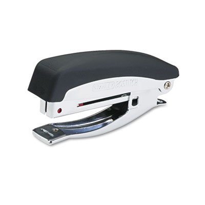 Deluxe Hand Stapler, 20-Sheet Capacity, Black