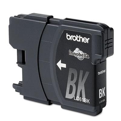 LC61BK Innobella Ink, Black<br />91-BRT-LC61BK