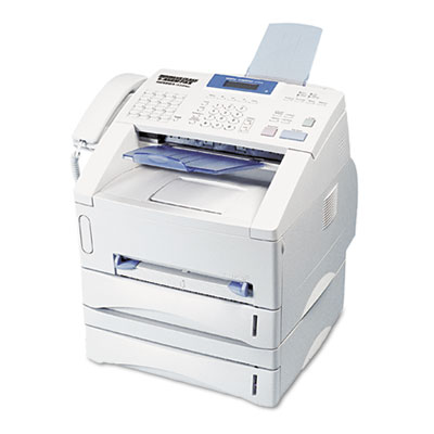 intelliFAX-5750e Business-Class Laser Fax Machine, Copy/Fax/Prin