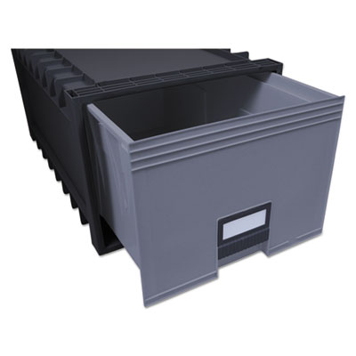... Archive Storage Box For Letter Size Hanging Files, 24u0026quot; Depth, ...