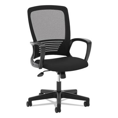 Bsx Vl525es10 Hon Hvl525 Mesh High Back Task Chair Black