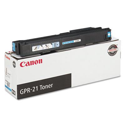 0261B001AA (GPR-21) Toner, 30000 Page-Yield, Cyan