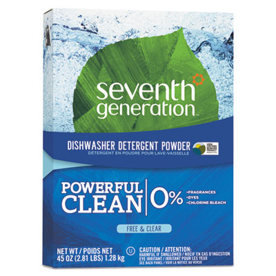 american paper twine co seventh generation natural automatic dishwasher powder. Black Bedroom Furniture Sets. Home Design Ideas