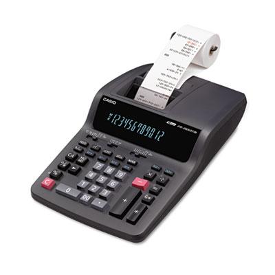 FR-2650TM Two-Color Printing Desktop Calculator, Black/Red Print, 3.5 Lines/Sec<br />91-CSO-FR2650TM