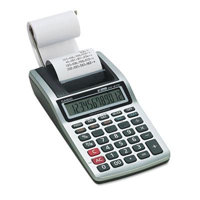 HR-8TM Handheld Portable Printing Calculator, Black Print, 1.6 Lines/Sec<br />91-CSO-HR8TM