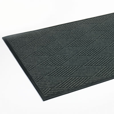 Super-Soaker Diamond Mat, Polypropylene, 45 x 70, Slate