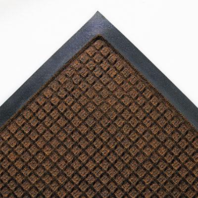 """Super-Soaker Wiper Mat w/Gripper Bottom, Polypropyl, 45"""" x 68"""","""