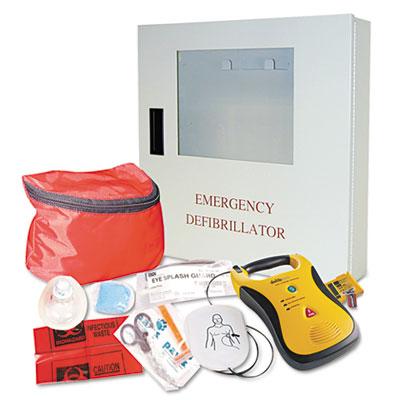 Complete Defibrillator & Accessory Kit
