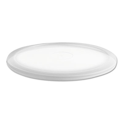 MicroLite Deli Tub Lid Clear Over-Cap Fit Fits 8-32 oz Containers 500/Carton IL409C
