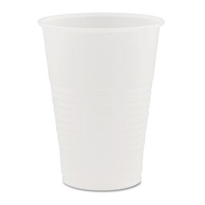 Conex Translucent Plastic Cold Cups, 7oz, 2500/Carton