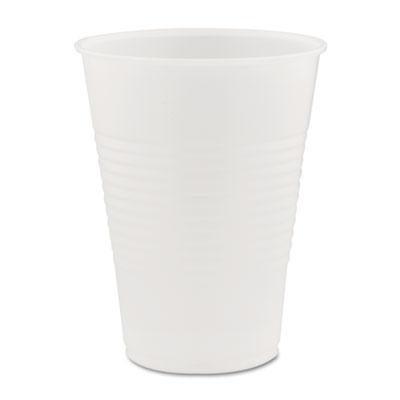 Conex Translucent Plastic Cold Cups, 9oz, 2500/Carton