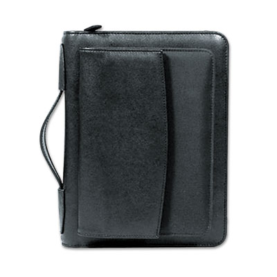 Leatherlike Vinyl & Fabric Briefcase Organizer Starter Set, 5-1/