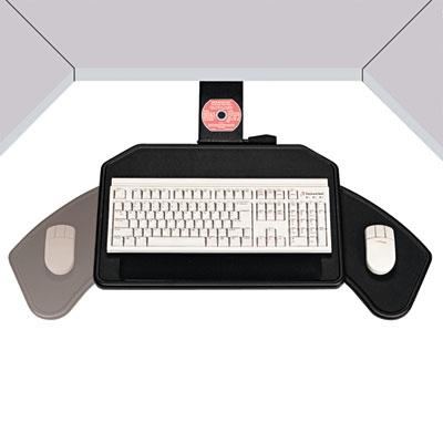 Boomerang Board Corner Workstation Platform, 22-1/2w x 13-1/2d,