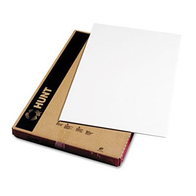 Polystyrene Foam Board, 20 x 30, White Surface and Core, 10/Carton<br />91-EPI-900802
