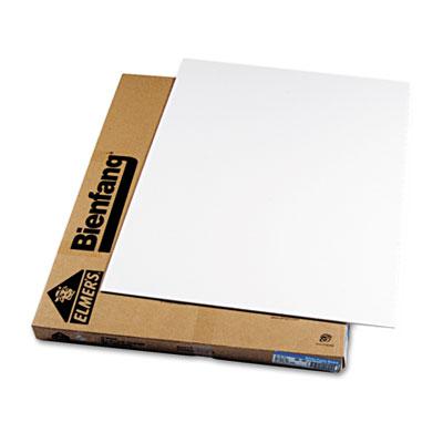 Polystyrene Foam Board, 30 x 40, White Surface and Core, 10/Carton<br />91-EPI-900803