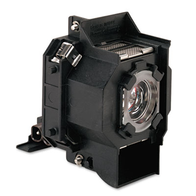 ELPLP33 Replacement Projector Lamp for MovieMate 25/30s, PowerLi