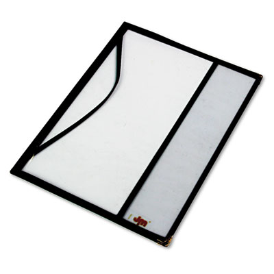 See-Through Plastic Magazine Cover, For Magazines to 12-3/8 x 9-