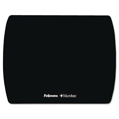 Microban Ultra Thin Mouse Pad, Black