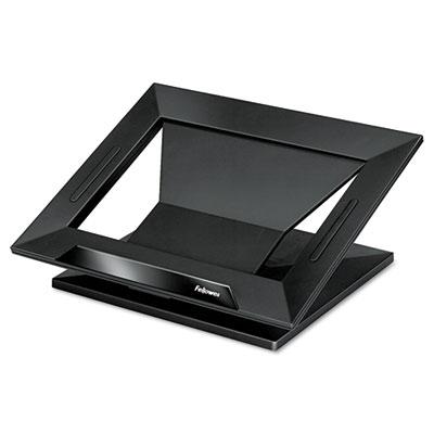 Designer Suites Laptop Riser, 13 1/8 x 11 1/8 x 4, Black
