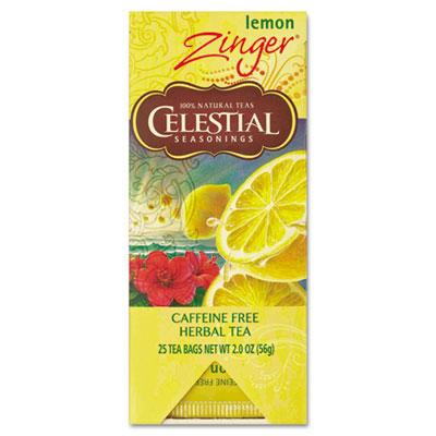 Tea, Herbal Lemon Zinger, 25/Box