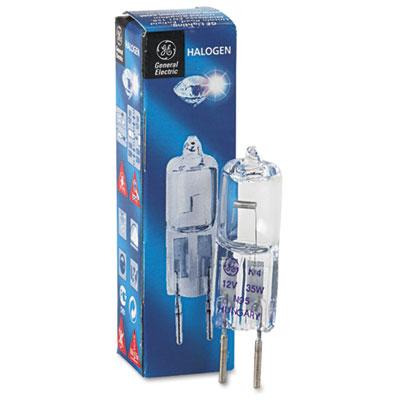 General Use Bi-Pin Halogen Bulb, 35 Watts