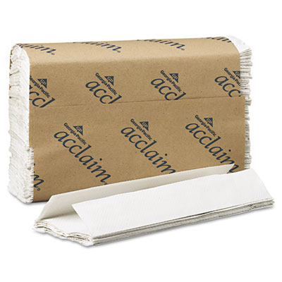 C-Fold Paper Towels, 10 1/4 x 13 1/4, White, 240/Pack, 10 Packs/