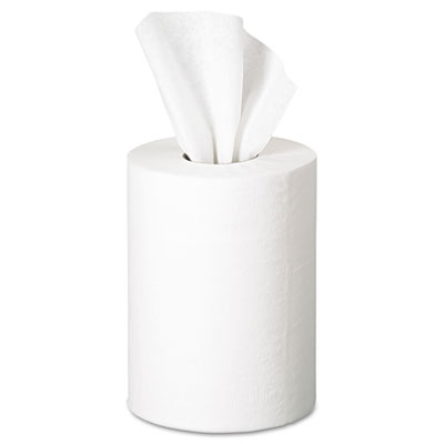 "Premium Jr. Cap. Center-Pull Towel, 7.80"" x 12"", White, 275/Roll"
