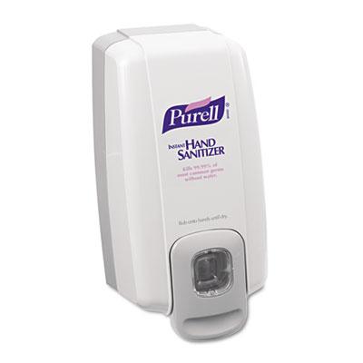 NXT Instant Hand Sanitizer Dispenser, 1000mL, 5 1/8w x 4d x 10h,