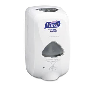 TFX Touch Free Dispenser, 1200mL, Gray/White