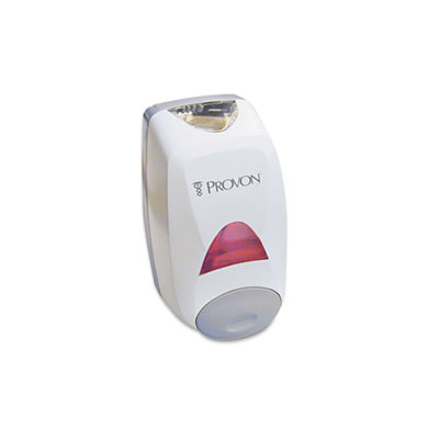 FMX-12T Liquid Soap Dispenser, 1250mL, 6 1/4w x 5 1/8d x 9 7/8h,