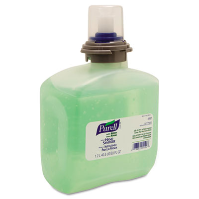 Advanced TFX Gel Instant Hand Sanitizer Refill w/Aloe, 1200mL