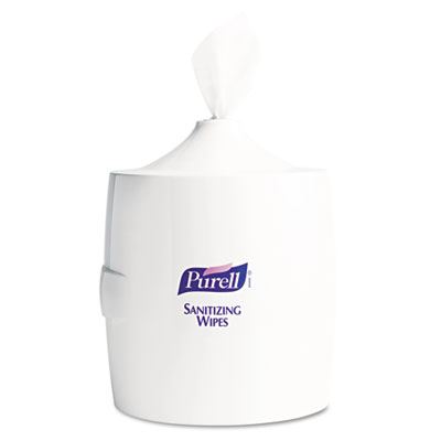 Hand Sanitizer Wipes Wall Mount Dispenser, 700/1200 Wipe Capacit