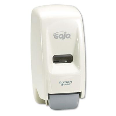 Bag-In-Box Liquid Soap Dispenser, 800mL, 5 3/4w x 5 1/2d x 11 1/