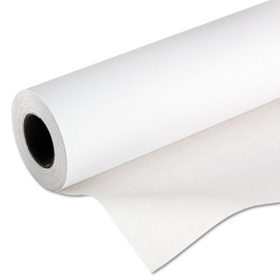 "Artist Matte Canvas Paper Roll, 42"" x 50 ft, 18 mil, White"