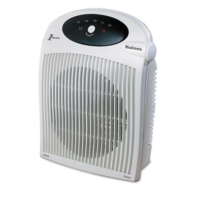 1500W Heater Fan w/ALCI Heater, Plastic Case, 10 1/4 x 6 1/2 x 1