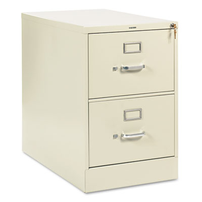 210 Series Two-Drawer, Full-Suspension File, Legal, 28-1/2d, Put