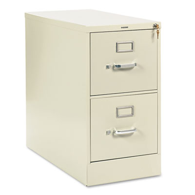 210 Series Two-Drawer, Full-Suspension File, Letter, 28-1/2d, Pu