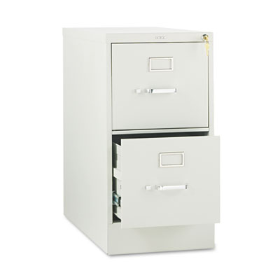 210 Series Two-Drawer, Full-Suspension File, Letter, 28-1/2d, Li