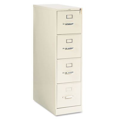 210 Series Four-Drawer, Full-Suspension File, Letter, 28-1/2d, P