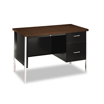 34000 Series Right Pedestal Desk, 45-1/4w x 24d x 29-1/2h, Colum