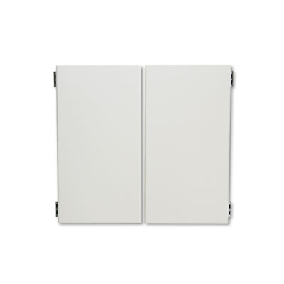 "38000 Series Hutch Flipper Doors For 60""w Open Shelf, 30w x 16h,"