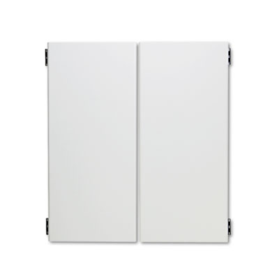 "38000 Series Hutch Flipper Doors For 72""w Open Shelf, 36w x 16h,"