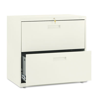 500 Series Two-Drawer Lateral File, 30w x 19-1/4d x 28-3/8h, Put