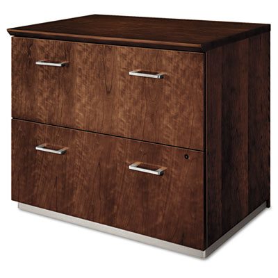 Announce Series Two-Drawer Lateral File, 36-3/16w x 24d x 29-1/2