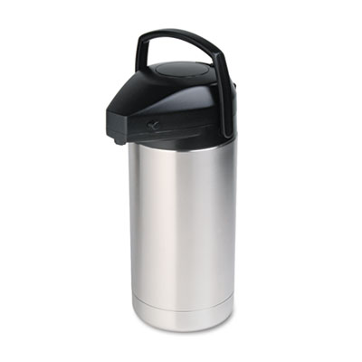 Commercial Grade Jumbo Airpot, 3.5L, Stainless Steel Finish