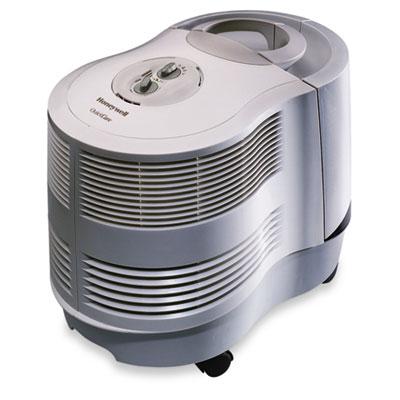 Quietcare Console Humidifier, Tan, 15w x 23 1/8d x 17 1/8h