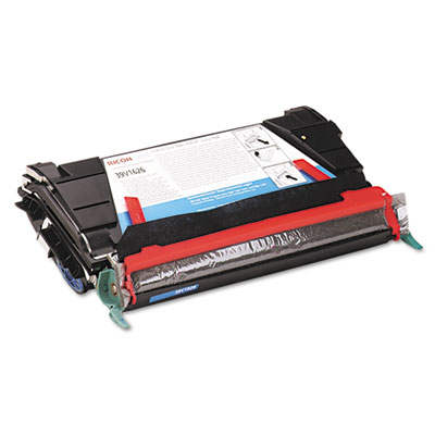 39V1626 High-Yield Toner, 7000 Page-Yield, Cyan