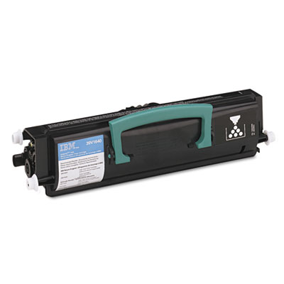 39V1640 Toner, 6000 Page-Yield, Black